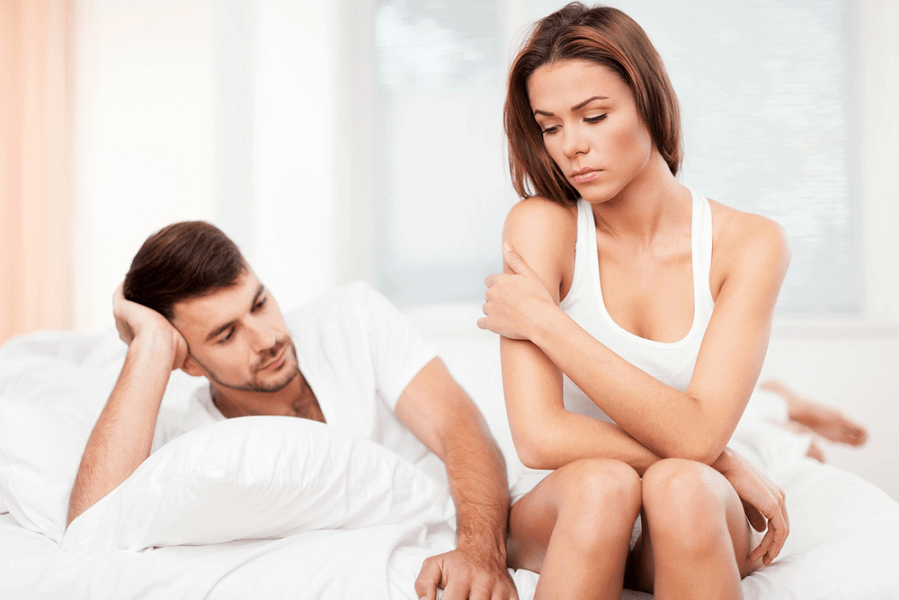Наслдки псля першого сексу